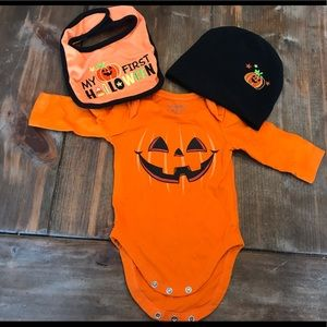 Babies 1st Halloween Outfit